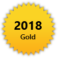 HRSD Gold Award for Outstanding Environmental Compliance from 2018