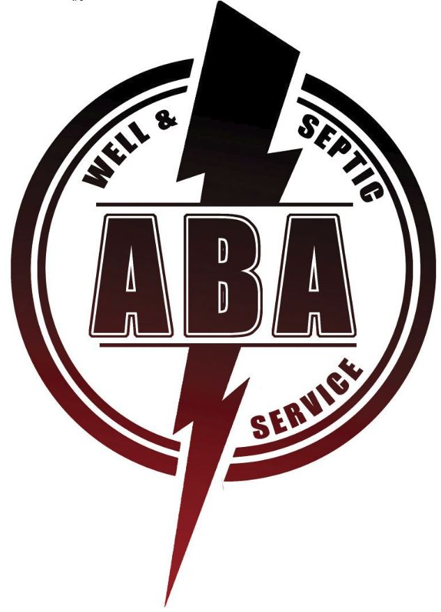 ABA Well & Septic Service Logo