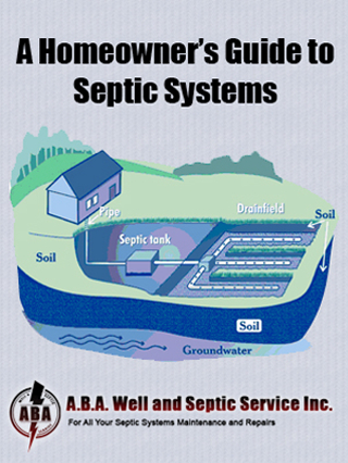 Homeowner's Guide to Septic Systems